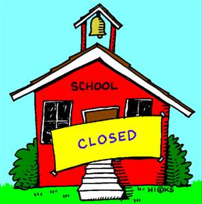 Image result for school closed winter recess
